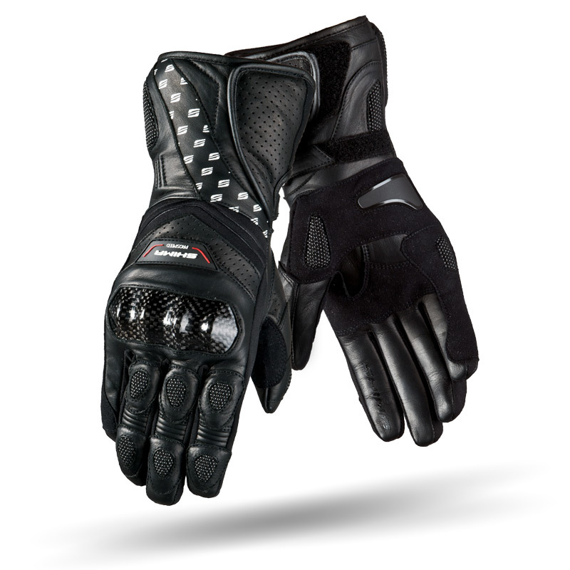 перчатки SHIMA PROSPEED BLACK
