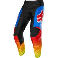 Мотоштаны Fox 180 Fyce Pant Blue/Red