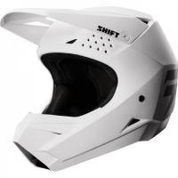 Мотошлем Shift White Helmet