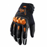 Мотоперчатки Fox Bomber Glove Black/Orange