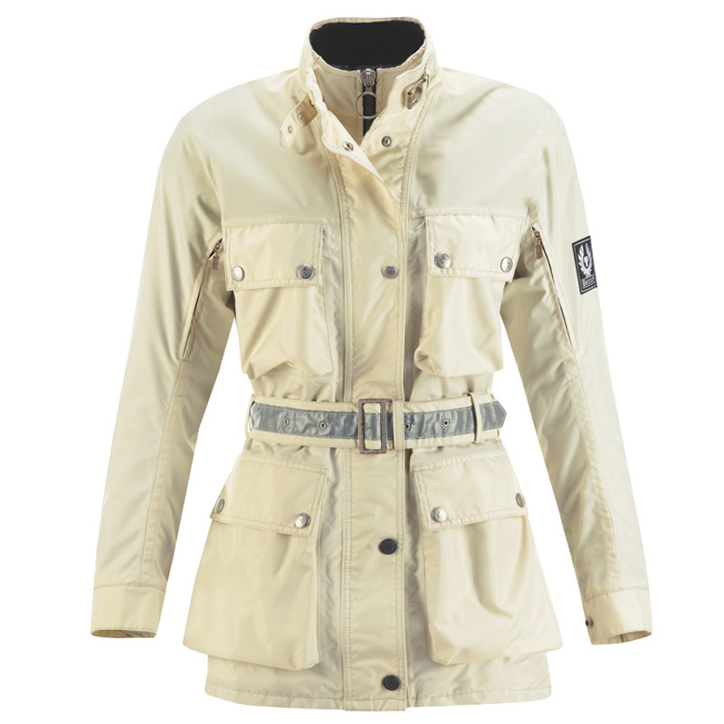 Мотокуртка Belstaff XL500 Replica Jacket White