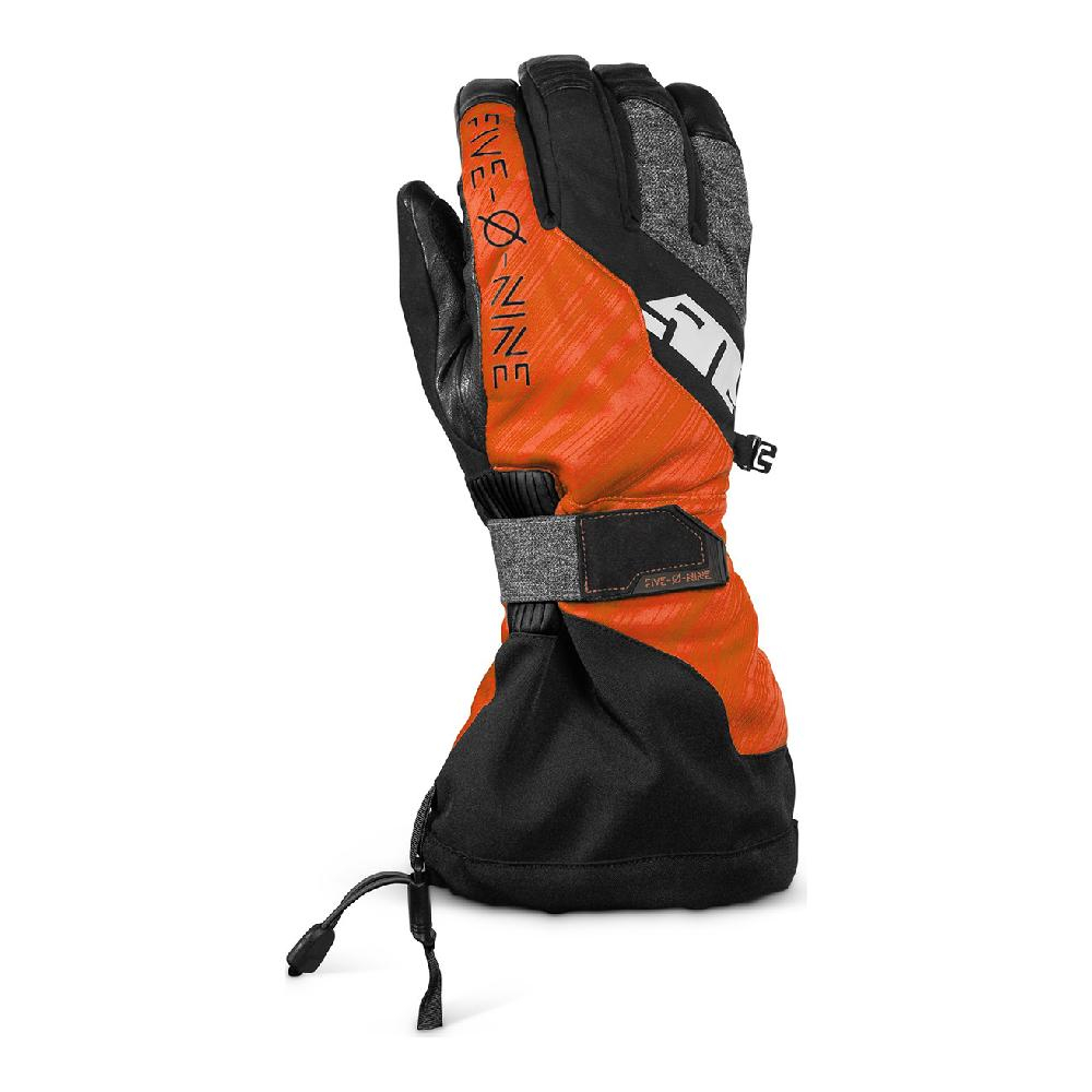 Перчатки 509 Backcountry с утеплителем Orange