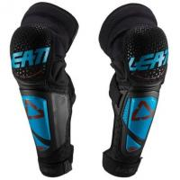 Наколенники Leatt 3DF Hybrid EXT Knee & Shin Guard Fuel/Black