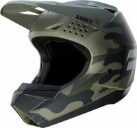 Мотошлем Shift White Helmet Camo