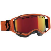 SCOTT зима Очки Prospect Snow Cross orange/black enhancer red chrome