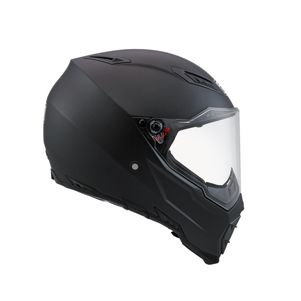 Мотошлем AGV AX-8 NAKED CARBON SOLID MATT