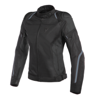 DAINESE AIR MASTER LADY TEX JACKET - BLACK/BLACK/ANTHRACITE куртка тек жен