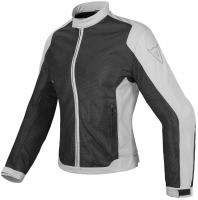 DAINESE G. AIR FLUX D1 TEX LADY - NERO/HIGH-RISE куртка текст. жен.
