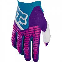 Мотоперчатки Fox Pawtector Glove Teal