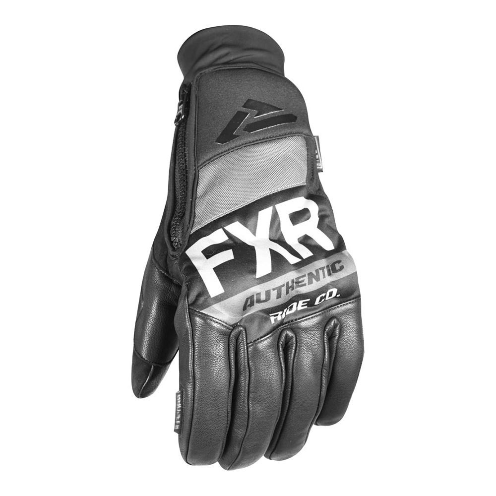 Перчатки FXR Leather Pro-Tec Black Ops