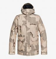 DC SHOES КУРТКА СНОУБОРДИЧЕСКАЯ HARBOR Jkt M SNJT CJZ6 INCENSE DCU CAMO MEN