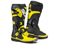 Мотоботы SIDI FLAME Yellow/Fluo/Black