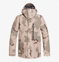 DC SHOES КУРТКА СНОУБОРДИЧЕСКАЯ OUTLIER Jkt M SNJT CJZ6 INCENSE DCU CAMO MEN