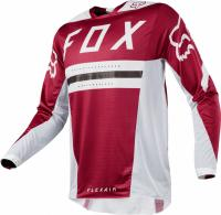 Мотоджерси Fox Flexair Preest Jersey Dark Red