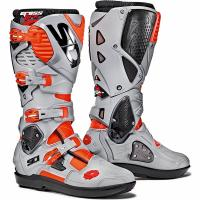 Мотоботы SIDI CROSSFIRE 3 SRS Red Fluo/Ash