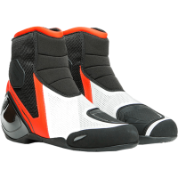 DAINESE Ботинки DINAMICA AIR W12 BLK/FLUO-RED/WHT