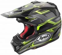 Мотошлем ARAI MX-V Sly, Yellow