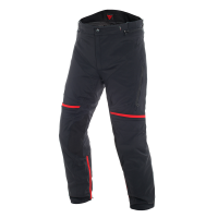 DAINESE CARVE MASTER 2 GORE-TEX PANTS - BLACK/RED брюки тек