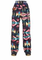 W17/18 WPT047 Штаны 10/10 женские Picture Organic SLANY PANT B NavajoPrint