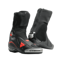 DAINESE Ботинки AXIAL D1 AIR 628 BLACK/FLUO-RED