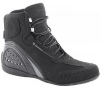 DAINESE MOTORSHOE AIR LADY SHOES JB - BLACK/BLACK/ANTHRACITE ботинки жен