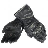 DAINESE DRUID D1 LONG GLOVES - NERO/NERO/NERO перчатки муж