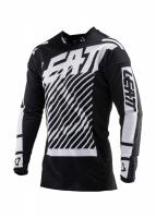Мотоджерси Leatt GPX 4.5 Lite Jersey Black
