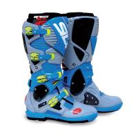 Мотоботы SIDI CROSSFIRE 3 SRS LIMITED EDITION Light Blue Ash