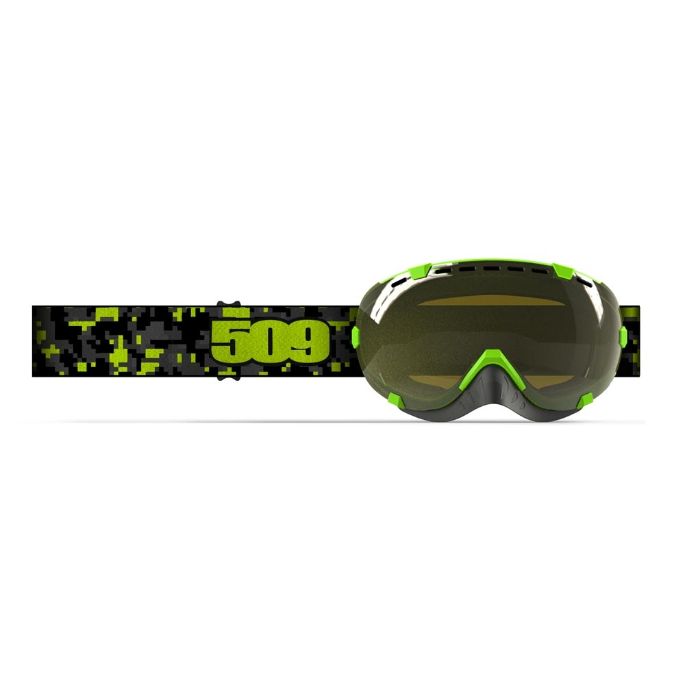 Очки 509 Aviator Lime Camo (Polarized)