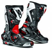 Мотоботы SIDI VORTICE Black/Red/White