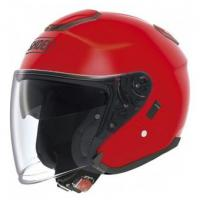 SHOEI Мотошлем J-Cruise CANDY красный, shine red