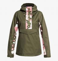 DC SHOES КУРТКА СНОУБОРДИЧЕСКАЯ ENVY ANORAK J SNJT CRH0 OLIVE NIGHT