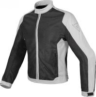 DAINESE AIR FLUX D1 TEX JACKET - BLACK/HIGH-RISE куртка тек муж