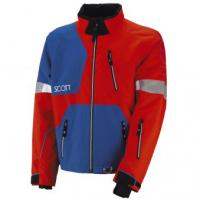 SCOTT зима Куртка COBAIN `15 blue/red