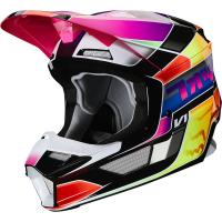 Мотошлем Fox V1 Yorr Helmet Multi