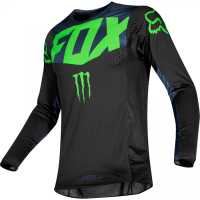 Мотоджерси Fox 360 PC Jersey Black