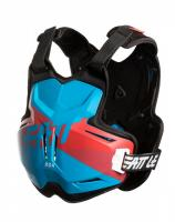 Защита панцирь Leatt Chest Protector 2.5 ROX Blue/Red