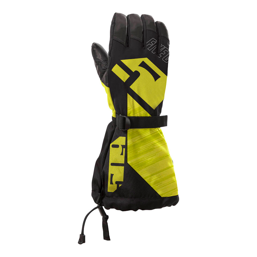 Перчатки 509 Backcountry 2.0 Lime