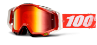 Очки 100% Racecraft Fire Red / Mirror Red Lens