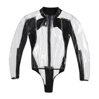 DAINESE RAIN BODY RACING D1 - TRANS RENT/BLACK