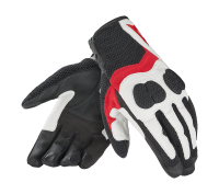 DAINESE AIR MIG LADY GLOVES - WHITE/RED/BLACK перчатки жен