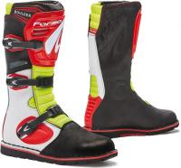 FORMA Ботинки BOULDER WHITE/RED/YELLOWFLUO