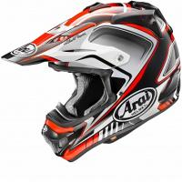 Мотошлем ARAI MX-V Speedy, Red