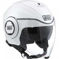 Мотошлем AGV FLUID SOLID PEARL WHITE