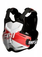 Защита панцирь Leatt Chest Protector 2.5 ROX White/Red