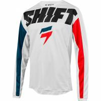 Мотоджерси Shift White York Jersey White