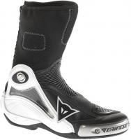DAINESE R AXIAL PRO IN BOOTS - WHITE/BLACK мотоботы муж