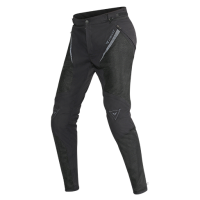 DAINESE DRAKE SUPER AIR LADY TEX PANTS - BLACK/BLACK брюки текстиль жен