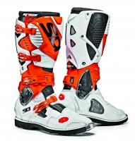 Мотоботы SIDI CROSSFIRE 3 White/Orange/Black