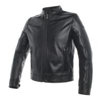 DAINESE DAINESE LEGACY LEATHER JACKET - NERO куртка кож муж